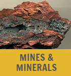 Link to Interactive Mines & Minerals Map