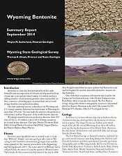Wyoming's Bentonite Summary Report 2014