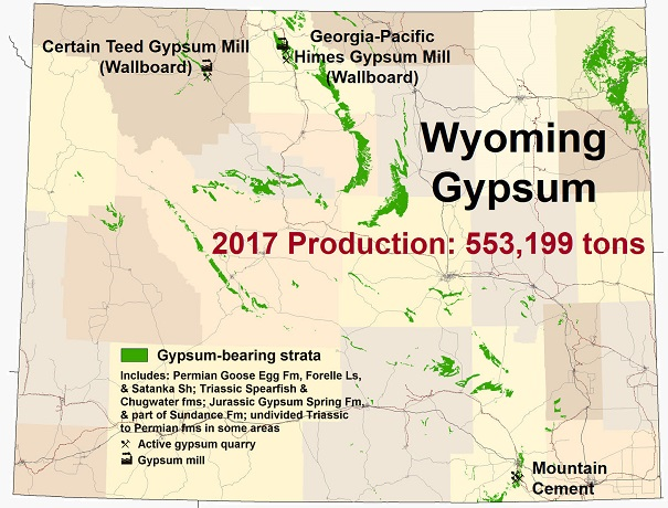 Wyoming State Geological Survey on rock springs wyoming on us map, laramie wyoming on us map, cheyenne wyoming on us map, green river wyoming on us map,