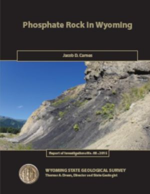 Link to Phospate Rock in Wyoming report
